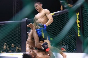 Muncul Juara baru di One Pride Fight Night 36